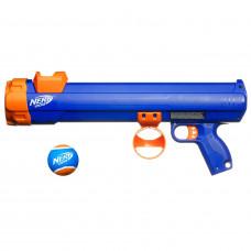Игрушка для собак Nerf Бластер большой Сине-оранжевый