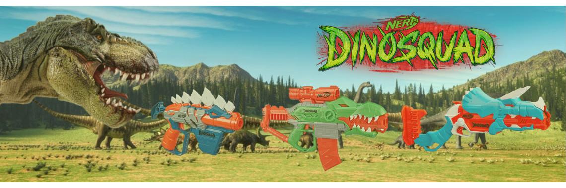 Nerf DinoSquad