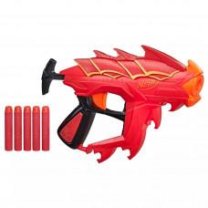 Бластер NERF DragonPower Fireshot