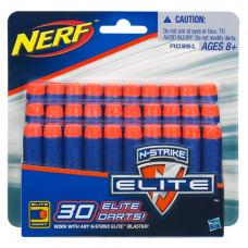 Комплект 30 стрел для бластеров Elite Nerf