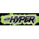 Бластеры NERF Hyper