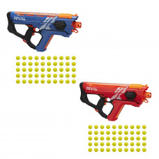 Игрушка Nerf Райвл персес MXIX 5000 Синий E48581210