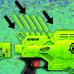 Бластер Nerf Zombie Strike Ghoulgrinder E6184